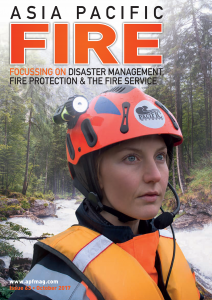 Asia Pacific Fire magazine